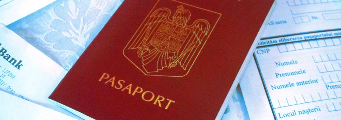 Noutăți referitoare la eliberarea pașapoartelor românești